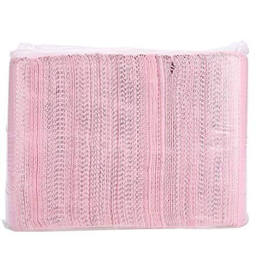 Estera de mesa para decoración de uñas, 125 piezas, impermeable, papel para...