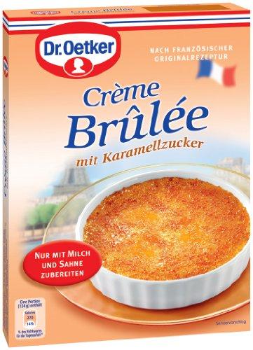 Dr. Oetker Creme Brulee