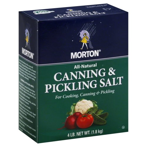 Morton Canning and Pickling Salt
