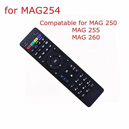 Fernbedienung für MAG 250, MAG 254 MAG 255, MAG 260, MAG 261, MAG 270, MAG 275, MAG 277, MAG 350, MAG 352, MAG 257 , MixboxHD IPTV Set-Top-Box