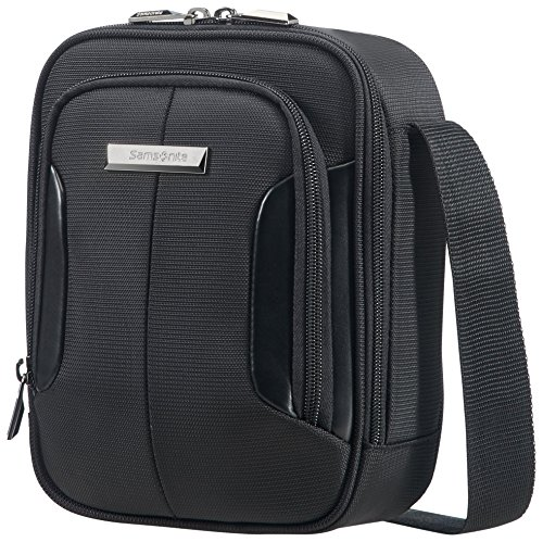 SAMSONITE Tablet Crossover 7.9' (Black) -XBR  Messenger Bag, 24 cm, Black