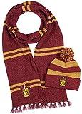 Harry Potter Hogwarts Houses Knit Gryffindor...