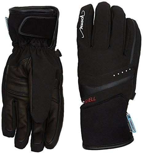 Reusch Damen Tomke Stormbloxx Handschuhe, Black, 6.5