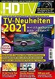 Titelthema: TV-Neuheiten 2021 - Mini-LED, leuchtstarke OLEDs und mehr! Weitere Themen: 55 Zoll TVs im Test - QLED-LCDs und OLEDs im neuen Bildcheck Smarter streamen - Mehr Komfort, mehr Apps: jetzt auch mit Google Stadia HDR ganz groß - Laserprojekto...