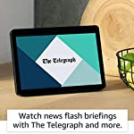 Echo Show (2nd Gen) – Stay in touch with the help of Alexa – Black 10