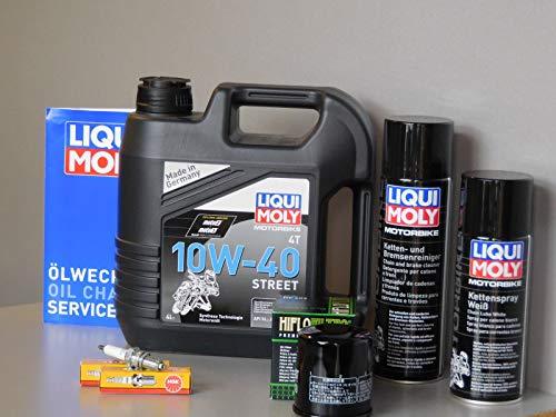Kit d'entretien moto Honda VTR 1000 Firestorm Service inspection bougie huile