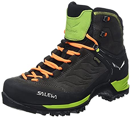 Salewa Wanderstiefel Herren Test - Mountain Trainer Mid GTX
