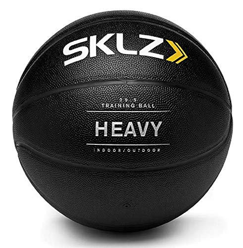 SKLZ Control Training Basketball for Improving Dribbling and Ball Control, 29.5 Inch, Heavy Weight