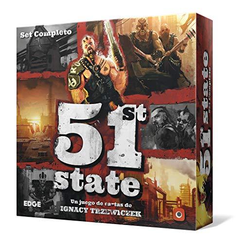 Edge Entertainment-51st State, Set Completo (EEPG5101)
