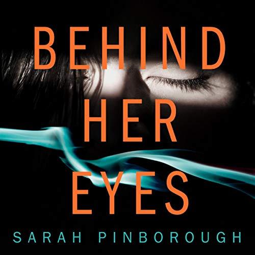 Behind Her Eyes audiobook cover art