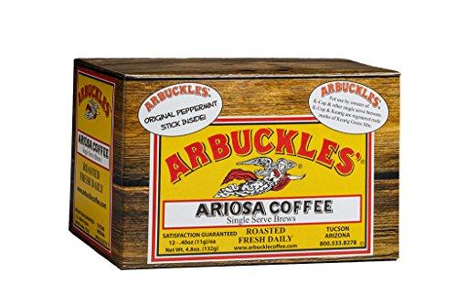 Arbuckle Ariosa Coffee Single Serve Brews