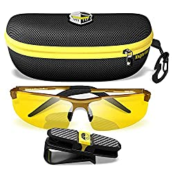 9bb446a384f 10 Best Night Driving Glasses of 2019 - Buying Guide   Review