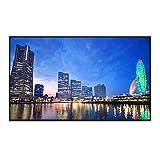 YILANJUN 4K Smart TV HD 32'/42'/46'/55'/60' Wi-Fi, Protezione per Gli Occhi ad...
