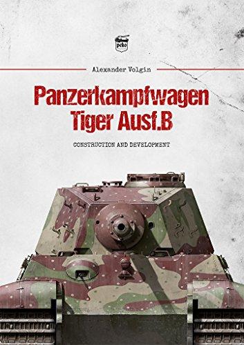 Volgin, A: Panzerkampfwagen Tiger Ausf.B: Construction and Development