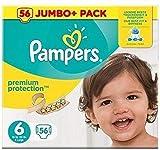 Pampers 81686986 Premium Protection windeln, weiß