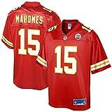 NFL PRO LINE Men's Patrick Mahomes Red Kansas City Chiefs Team Player Jersey
