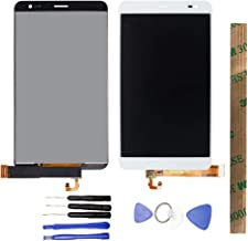 JayTong LCD Display & Replacement Touch Screen Digitizer Assembly with Free Tools for Huawei Honor X2 MediaPad X2 GEM-703L GEM-703LT GEM-702L White