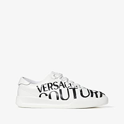 Versace Jeans Couture Bold Logo Low Top Sneaker (White) Men