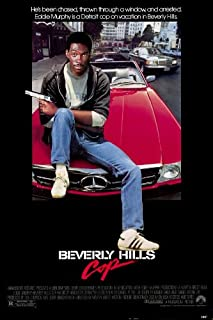 Beverly Hills Cop 11 x 17 Movie Poster - Style A