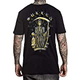 Sullen Men's Memento Mori Short Sleeve T Shirt Black L