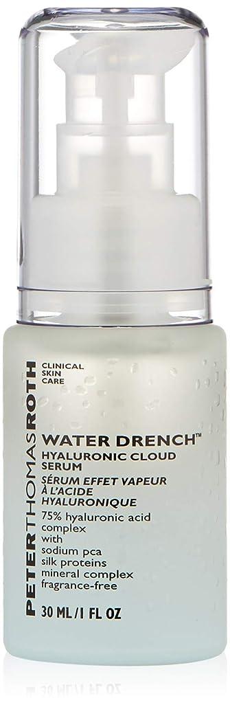女優摂氏度敵意ピータートーマスロス Water Drench Hyaluronic Cloud Serum 30ml/1oz並行輸入品