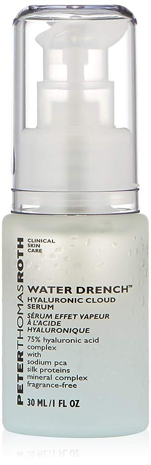湿原蒸留枝ピータートーマスロス Water Drench Hyaluronic Cloud Serum 30ml/1oz並行輸入品