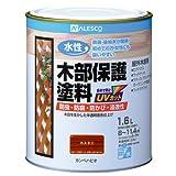 カンペハピオ 水性木部保護塗料 カスタニ 1.6L