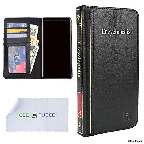 Eco-Fused Cubierta Libro Compatible Samsung Galaxy