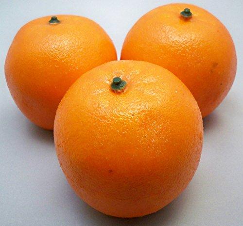 5Five Künstliche Obst / Lebensmittel, Oranges
