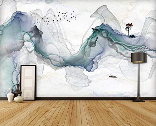 muurschildering muur Muralscustom behang op maat behang huis meubels muurschildering woonkamer slaapkamer studie absorberen tv achtergrond muur muurschildering foto 3D behang 250 * 175cm