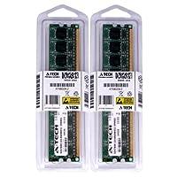 2GB [2x1GB] DDR2-533 (PC2-4200) RAM メモリー アップグレード キット Compaq HP メディアセンター SR5050NX (純正A-Techブランド)