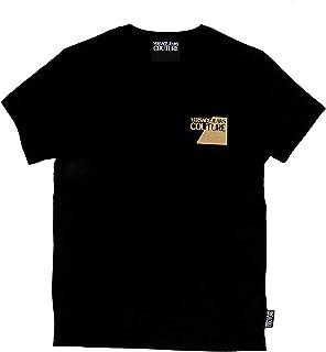 Black 100% Cotton Classic Short Sleeve Crewneck T-Shirt- for Mens