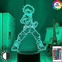 giyiohok3DランプキッズナイトライトアニメアタックオンタイタンナイトライトLedチルドレンキッズボーイズギフトマンガベッドルームデスクランプ-N4-N4