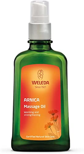 WELEDA Arnica Massage Oil, 100ml