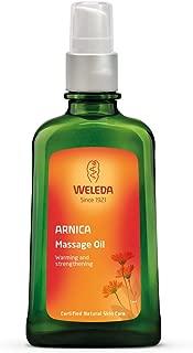 Weleda Arnica Massage Oil 3.4 Fl Oz