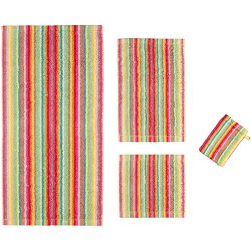 Cawö Home Handtücher Life Style Streifen 7008 Multicolor - 25 Saunatuch 70x180 cm