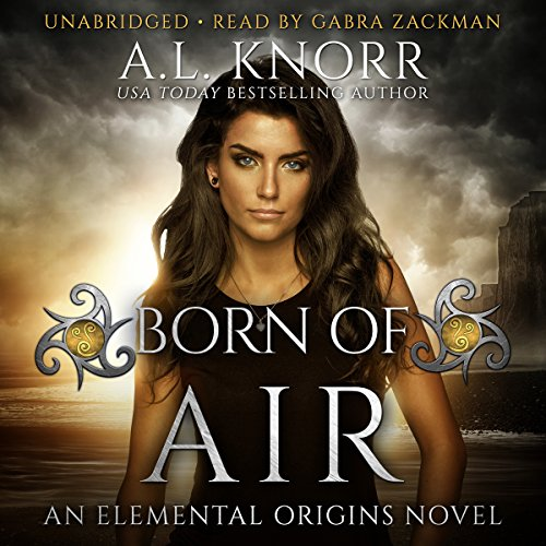 Born of Air audiobook cover art