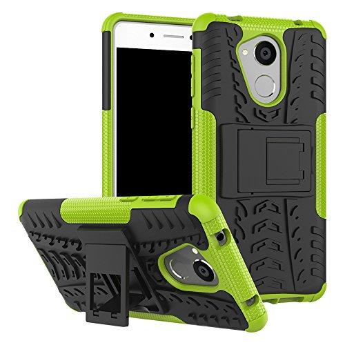 Huawei Enjoy 6S / Honor 6C Handy Tasche, FoneExpert® Hülle Abdeckung Cover schutzhülle Tough Strong Rugged Shock Proof Heavy Duty Hülle Für Huawei Enjoy 6S / Honor 6C / Huawei Nova Smart