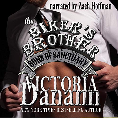 The Biker's Brother Audiobook By Victoria Danann cover art