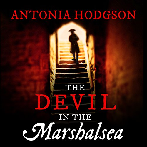The Devil in the Marshalsea cover art