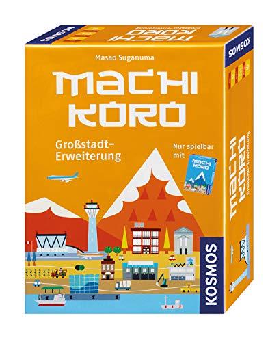 KOSMOS 692568 - Machi Koro, Großstadt Erweiterung