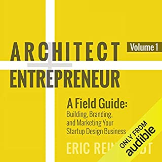 Architect and Entrepreneur audiobook cover art