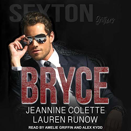 Bryce audiobook cover art