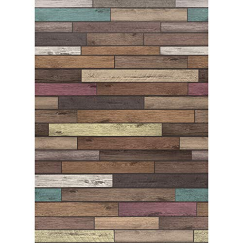 Reclaimed Wood Better Than Paper Bulletin Board Roll 4-Pack