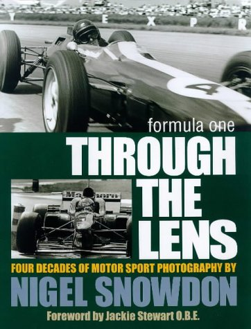 Formula One Through the Lens: Four Decades of Motorsport Photography