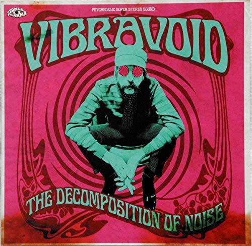 Decomposition Of Noise (Vinyl Color Limited Edt.)