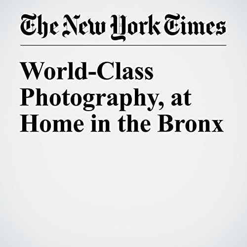 World-Class Photography, at Home in the Bronx audiobook cover art