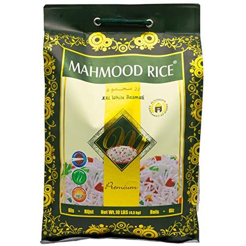 Mahmood - Basmatireis aus Indien in 5 kg XXL Packung