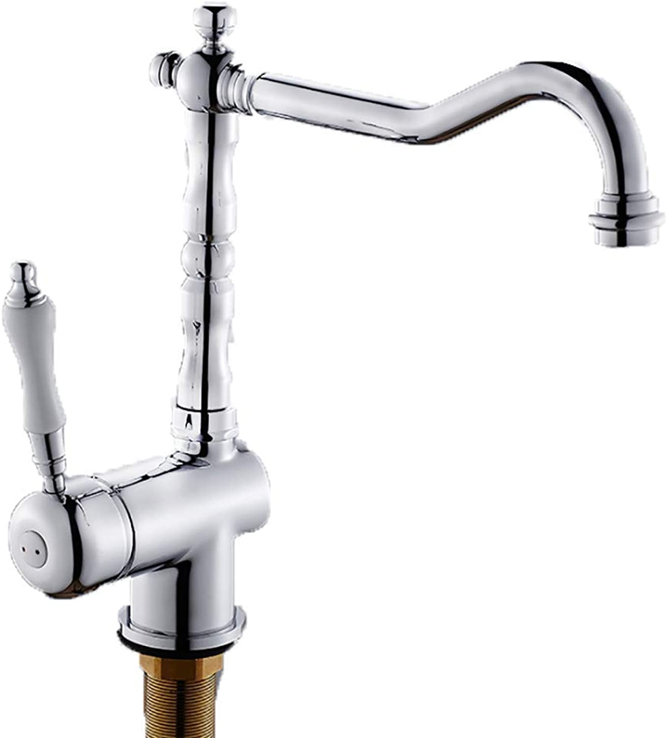 Coolol Kitchen Sink Faucet - Faucet redating Single Handle Deck Wall Mounted RV Kitchen Tap