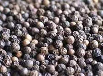 Black Peppercorns - Grade A Premium Quality by FGS Ingredients Ltd